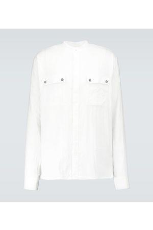 Balmain Exclusive to Mytheresa - long-sleeved cotton shirt