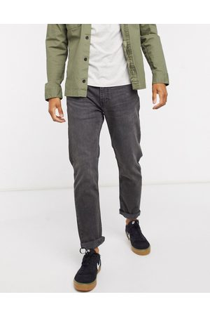 Levi's 502 tapered fit hi-ball jeans in big pause advanced washed