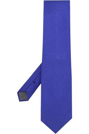 Gianfranco Ferré Men Neckties - 1990s Archive Ferré textured tie