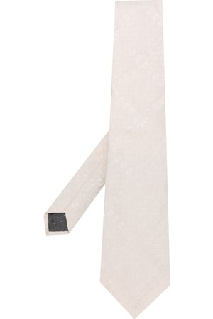 Gianfranco Ferré 1990s Ferre textured-effect tie