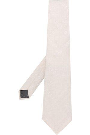 Gianfranco Ferré Men Neckties - 1990s Ferre textured-effect tie