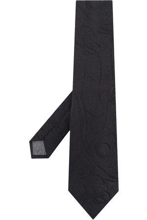 Gianfranco Ferré Men Neckties - 1990s Archive Ferré jacquard-effect tie