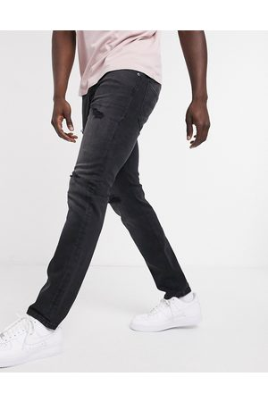 Jack & Jones Intelligence slim fit jean with rips in
