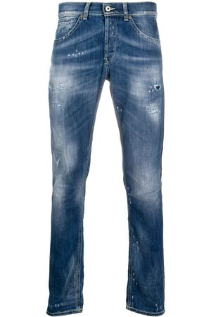 Dondup Distressed slim-fit jeans