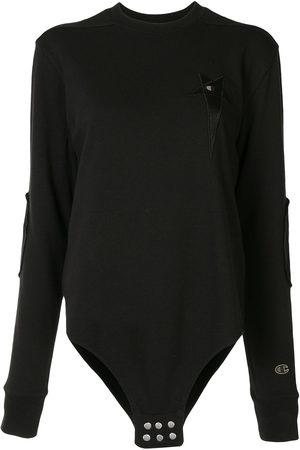 Rick Owens Star patch sweatshirt