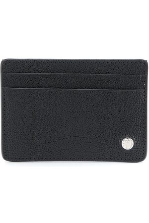Orciani Textured-leather cardholder