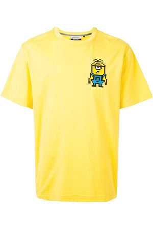 MOSTLY HEARD RARELY SEEN Despicable graphic print T-shirt