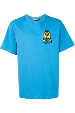 MOSTLY HEARD RARELY SEEN Despicable slogan T-shirt