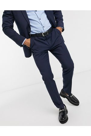 Shelby & Sons Slim suit trousers in