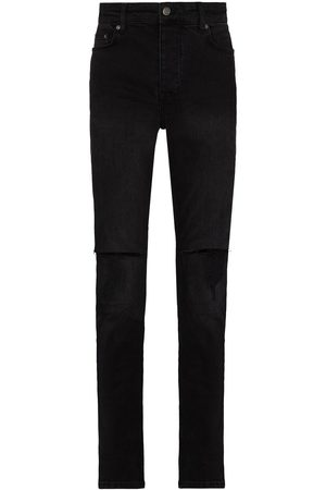 KSUBI Chitch Krow Krushed slim-fit jeans
