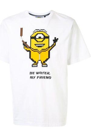 MOSTLY HEARD RARELY SEEN Minions slogan T-shirt