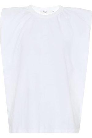Frankie Shop Eva set of 2 cotton tank tops