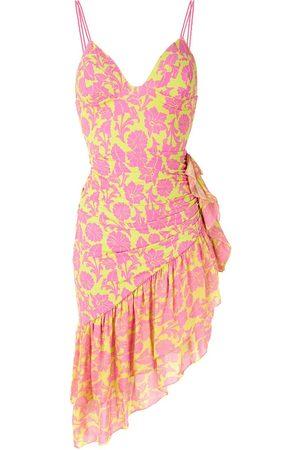 CLUBE BOSSA Bebett floral dress