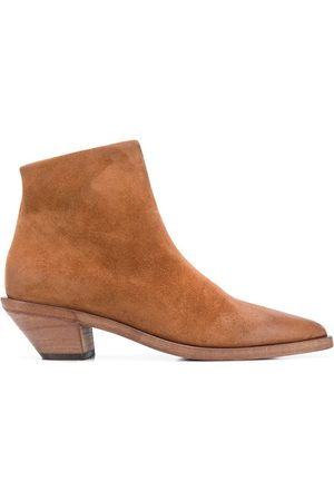 MARSÈLL Pointed toe ankle boots