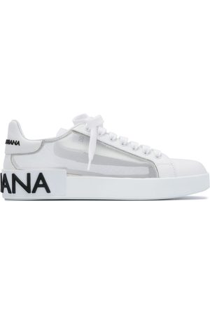 Dolce & Gabbana Women Sneakers - Portofino low-top sneakers