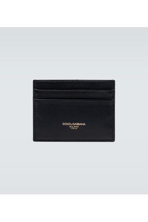 Dolce & Gabbana Leather cardholder