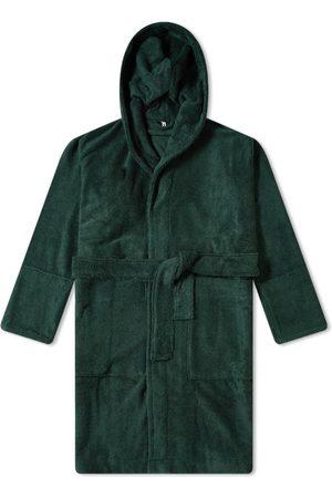 Tekla Fabrics Terry Hooded Bathrobe