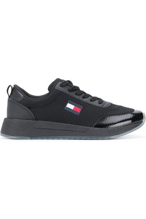 Tommy Hilfiger Flag patch low-top sneakers