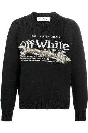 OFF-WHITE Pascal Tool crew-neck jumper