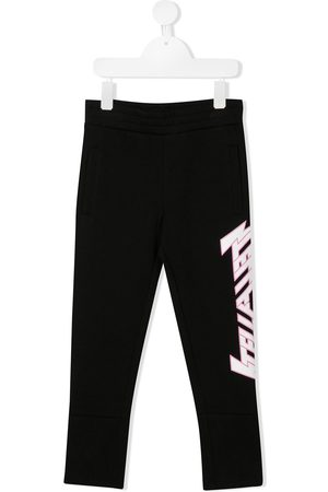 Stella McCartney Logo print track pants