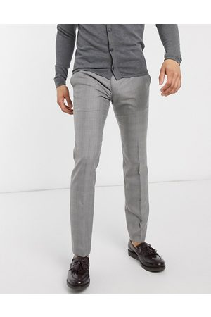 French Connection Smart trousers check prince of wales in skinny fit