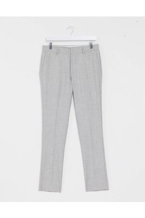 New Look Skinny suit trouser in light