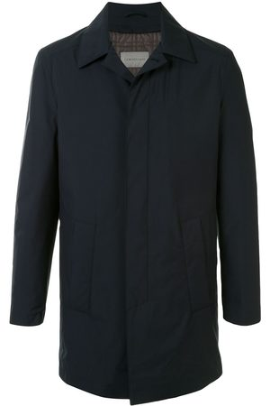 corneliani Layered water-repellent jacket
