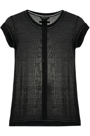 Tom Ford Short sleeve knitted top