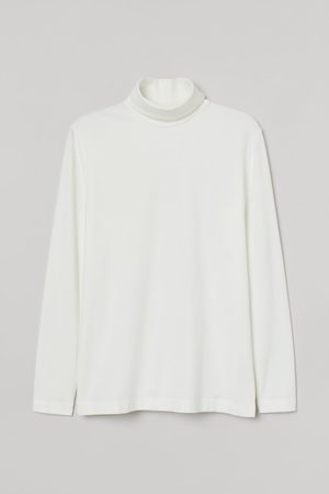 H&M Polo-neck top Muscle Fit