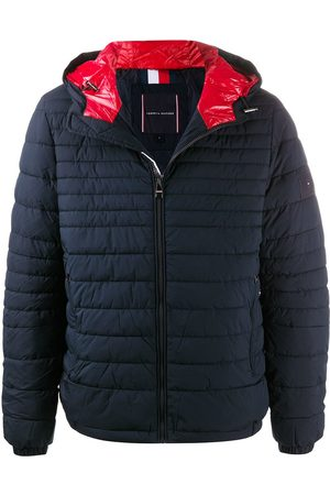 Tommy Hilfiger Zipped padded jacket