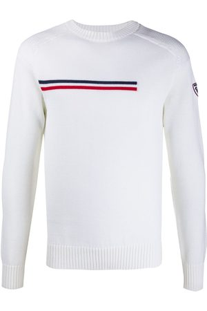 Rossignol Odysseus striped virgin wool jumper