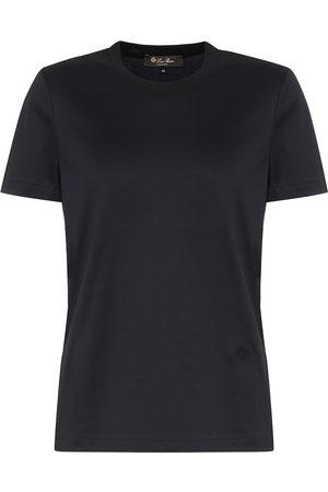 Loro Piana Girocollo cotton T-shirt