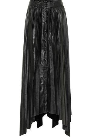 Isabel Marant Women Midi Skirts - Davies pleated midi skirt