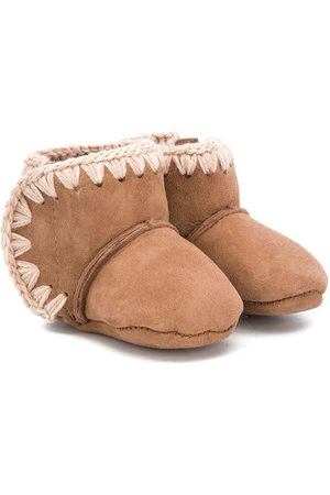 Mou Wellingtons - Shearling snow boots