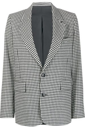 Ami Lined two button jacket