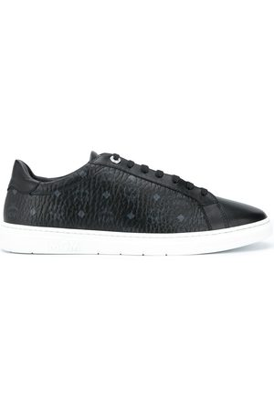 MCM Monogram-print low-top sneakers