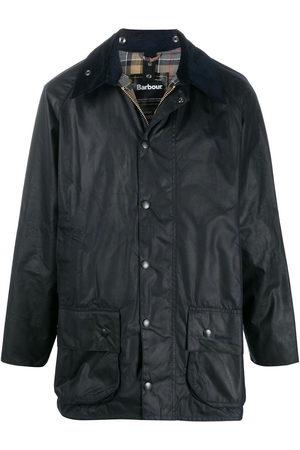 Barbour Beaufort snap-fastening jacket