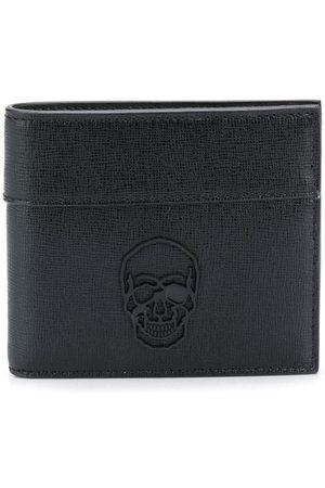 Philipp Plein Skull plaque wallet