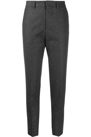 Ami Women Formal Trousers - Cigarette fit trousers