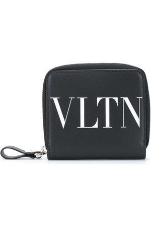 VALENTINO GARAVANI Men Wallets - VLTN logo print purse
