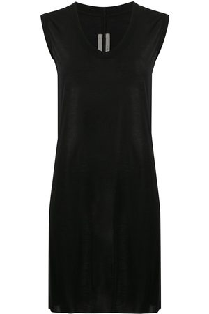 Rick Owens Oversized sleeveless top
