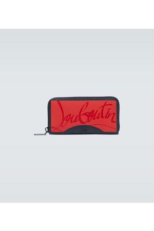 Christian Louboutin XL Panettone leather wallet