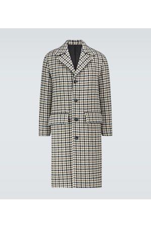 OFFICINE GENERALE Matteo houndstooth coat