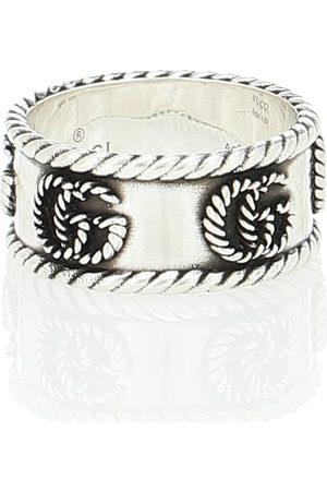 Gucci GG sterling ring