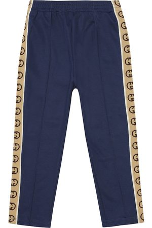 Gucci GG jersey trackpants