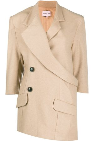 Natasha Zinko Wrap-around blazer
