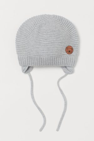 H&M Knitted hat - Grey