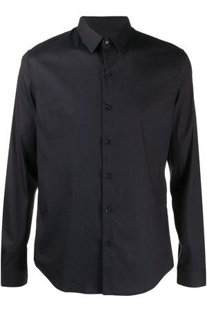 Sandro Paris Plain long-sleeved shirt