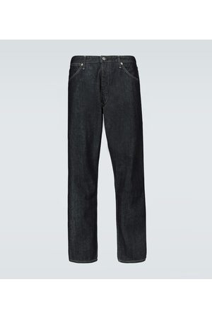 Jil Sander Twisted denim jeans
