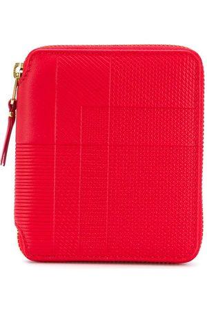 Comme des Garçons Wallets - Line detail zip wallet
